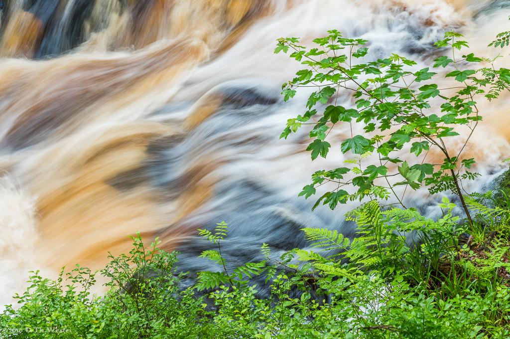 Flussmalerei durch längere Belichtung (B593)