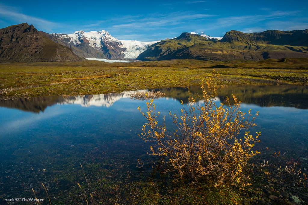 Auf dem Weg zur Gletscherlagune (B798)