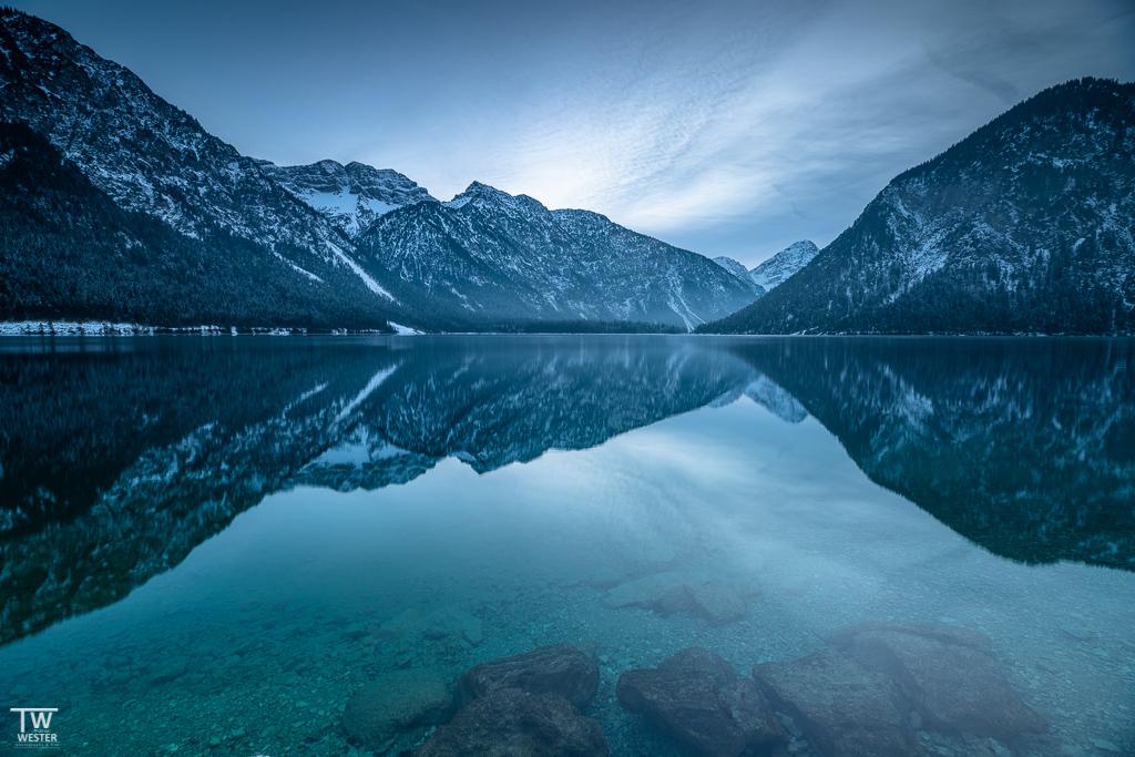 Die Klarheit des Wasser fasziniert (B1566)