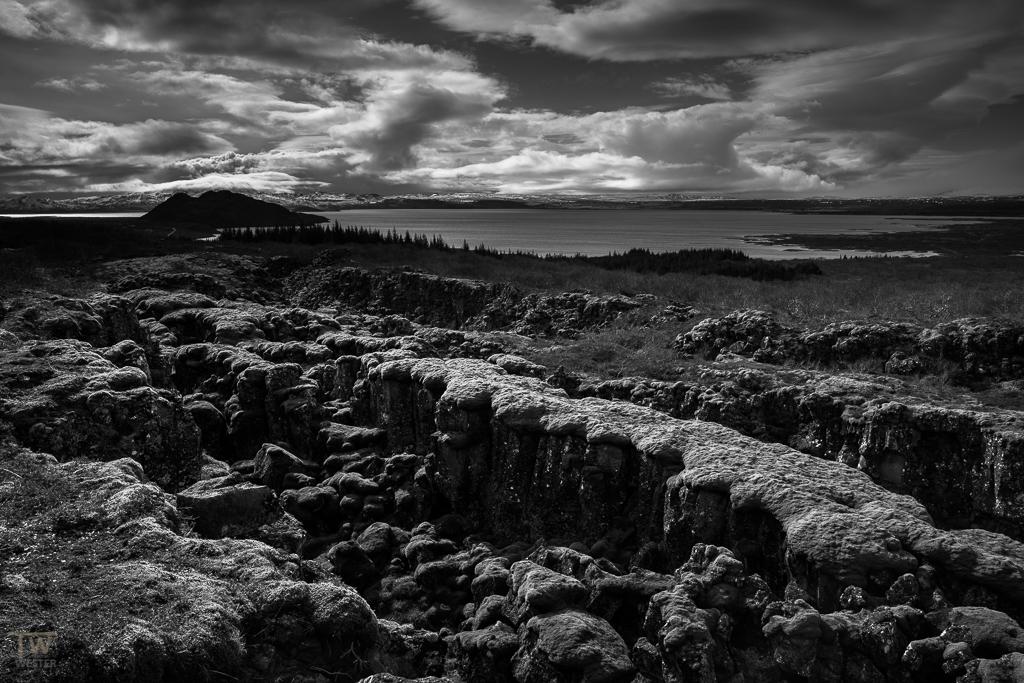 Anfang April war das Wetter auf Island sehr wechselhaft und somit fotografisch äußerst interessant (B967)