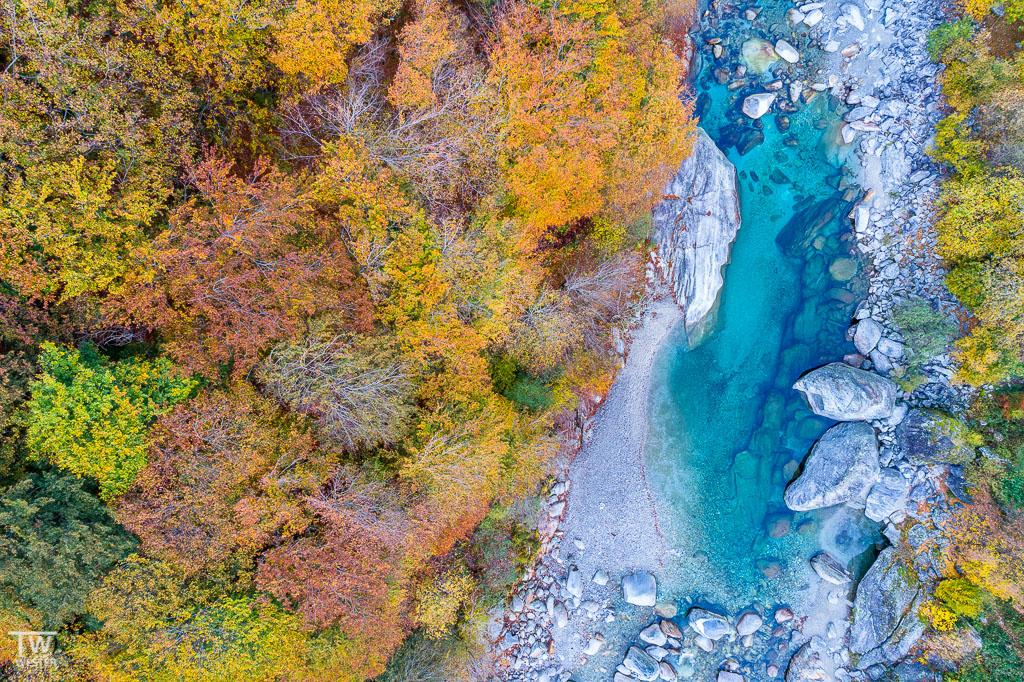"""...und hier: kein Klassiker unter Naturfotografen ;-) Gefunden am Rande des """"Verzascatals"""", eines meiner Lieblingsbilder aus der """"Herbst-Tour""""-Serie (B1112)"""