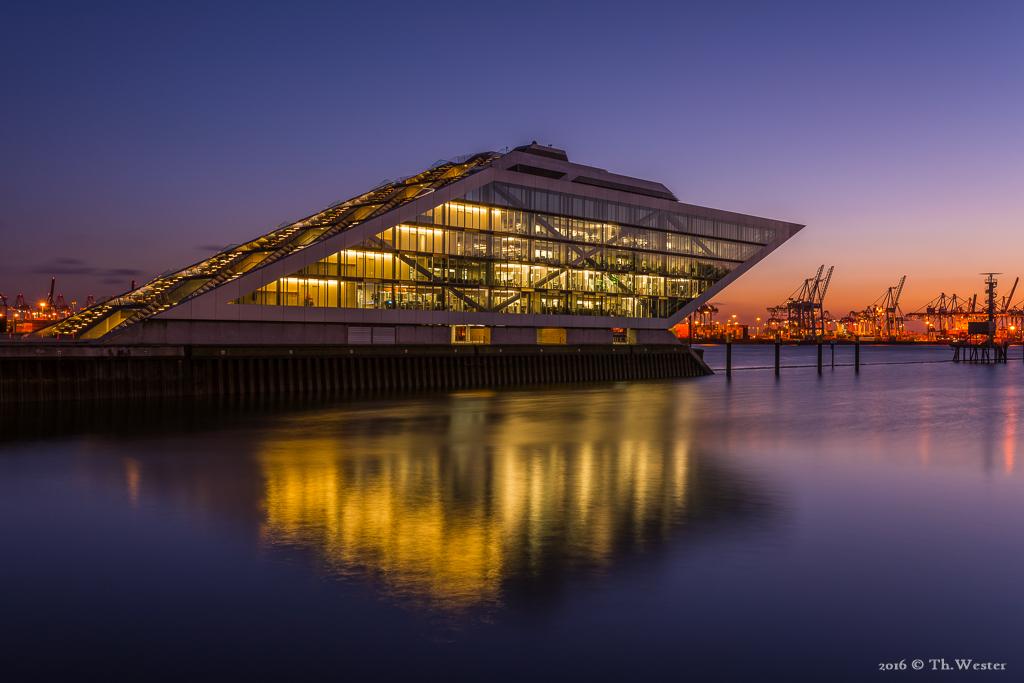 Und noch eine Perspektive vom Dockland (B470)