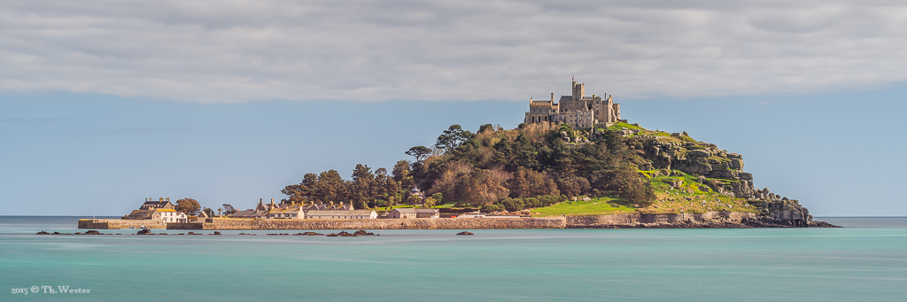 St.Michael`s Mount (B565)