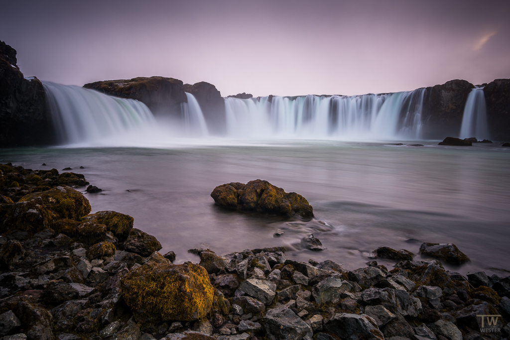 Am Godafoss (B932)
