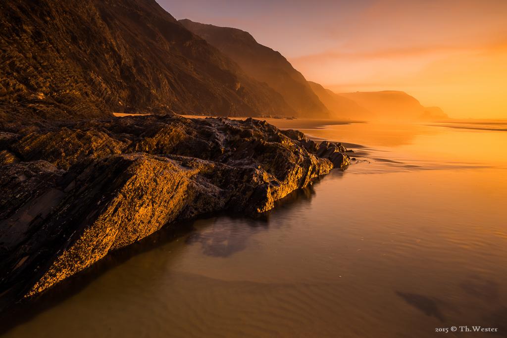 Sundowner an der Westküste (B368)