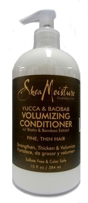 Shea moisture volumizing conditioner