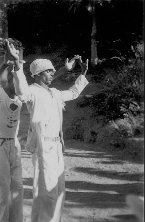 Mestre Aberrê, Capoeira