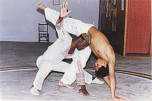 Mestre Gato Preto Capoeira