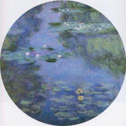 Nymphéas / Claude Monet, 1908 - Musée de Vernon - Photographie de Jean Prévost