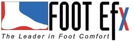 The Foot Efx International logo