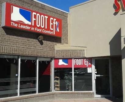 Foot-FX store