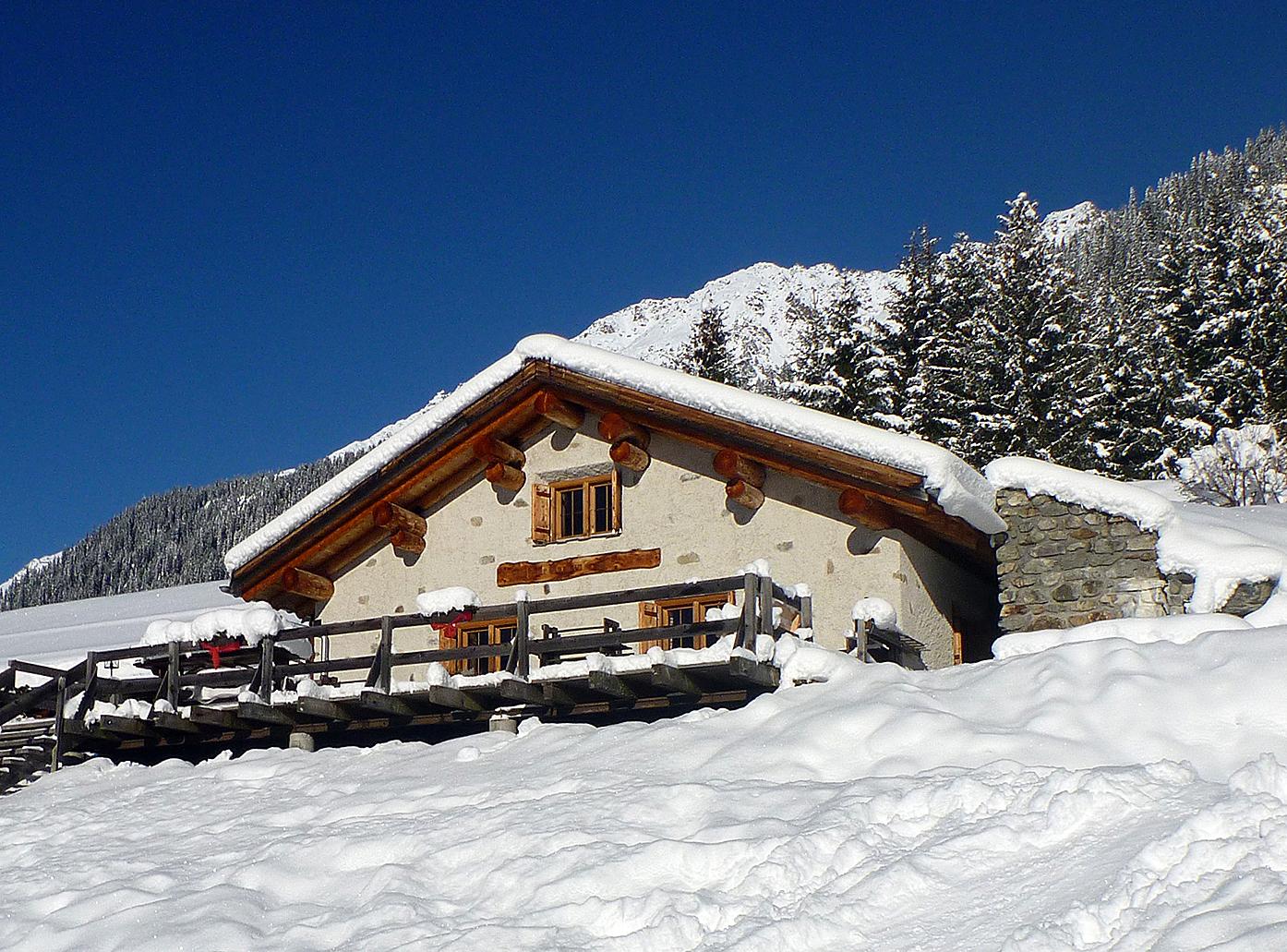 Alp Garfiun Bergrestaurant