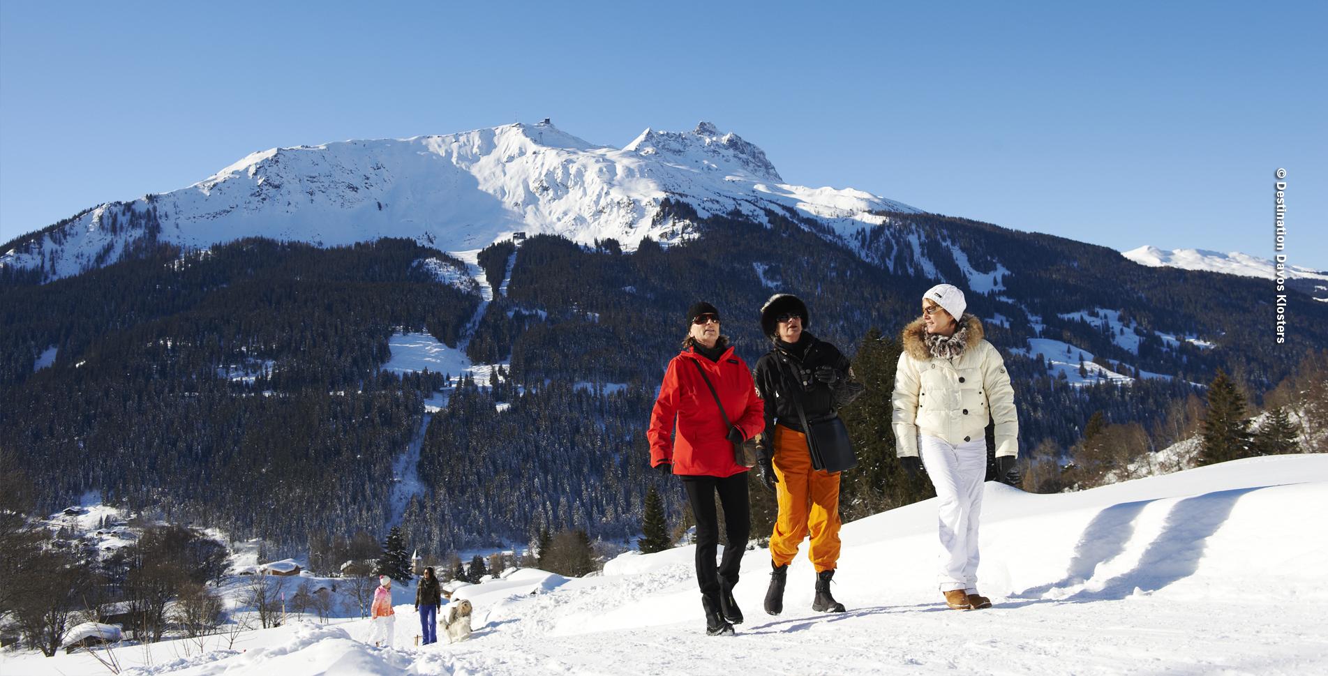 Alpenrösli das Ausflugsziel