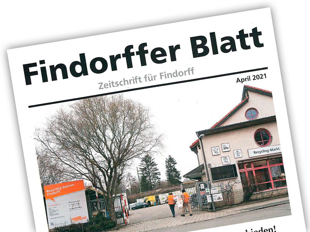 Letzte Ausgabe: Das »Findorffer Blatt« wird eingestellt.
