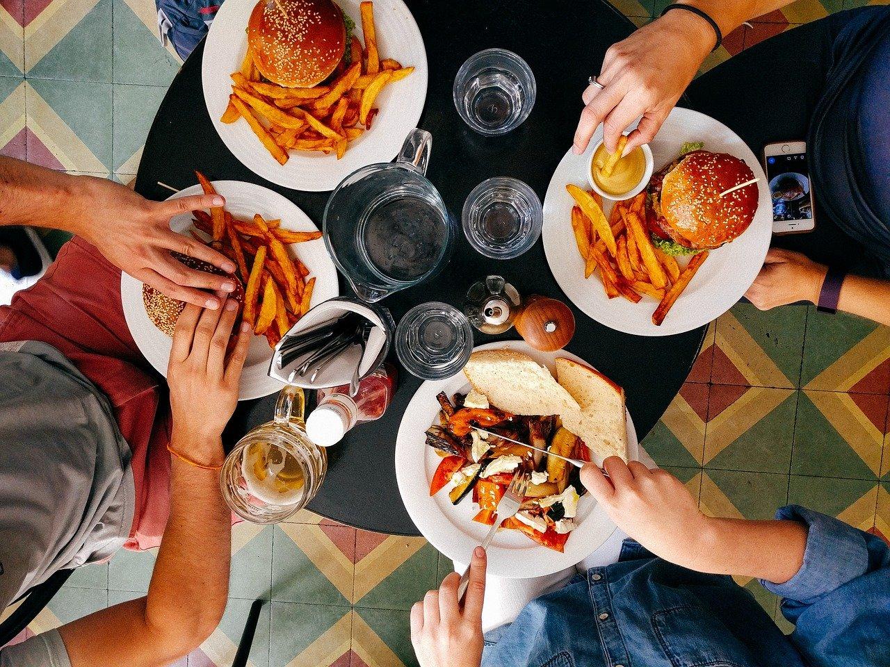 Mahlzeit! Wir machen Appetit auf unseren Stadtteil