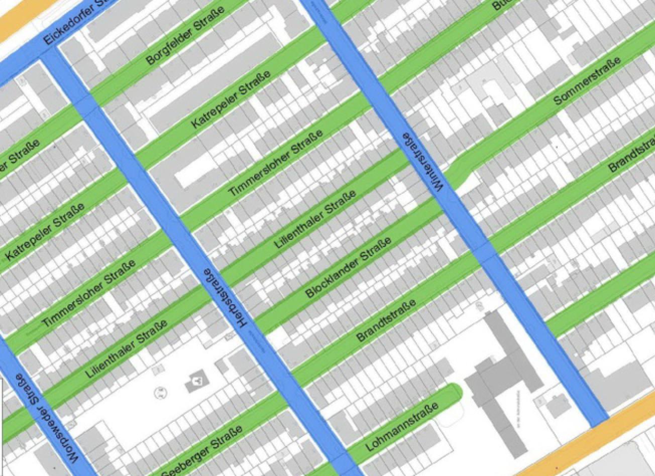 Bewohnerparken für Findorff: Wie es jetzt weitergeht