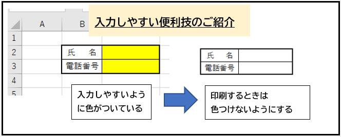 Excelでセル塗りつぶしを印刷しない方法を紹介方法