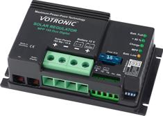 Votronic MPP Soalrregler