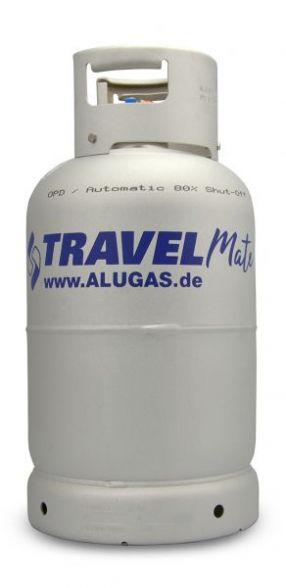 Alugas Travelmate Tankgasflasche Tankflasche