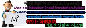 多言語問診システム