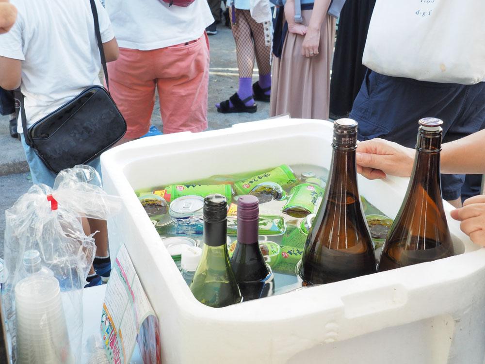 楯野川 純米大吟醸を提供。三丁目の日本酒は凄く美味しいときがあるので是非チェックしてください!
