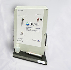 calibration gas generator