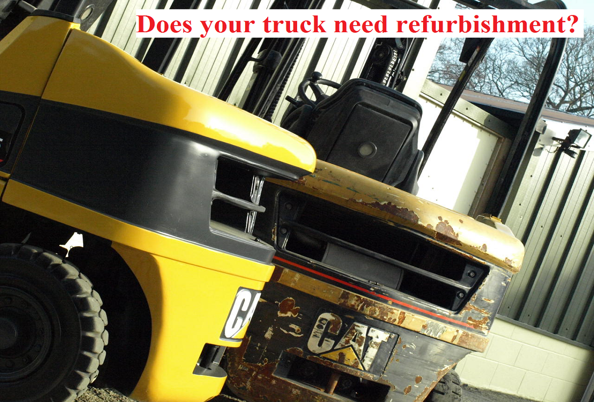 WHY REPLACE WHEN WE MAY BE ABLE TO REJUVENATE YOUR EXISTING EQUIPMENT