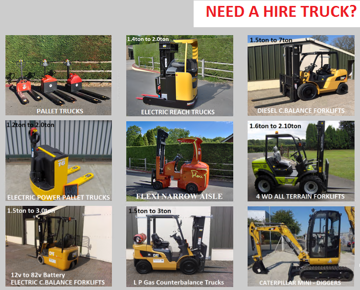CHECK LIVE HIRE EQUIPMENT AVAILABILITY HERE