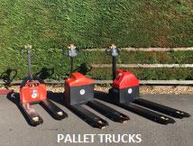 hand pallet truck hire in Kent