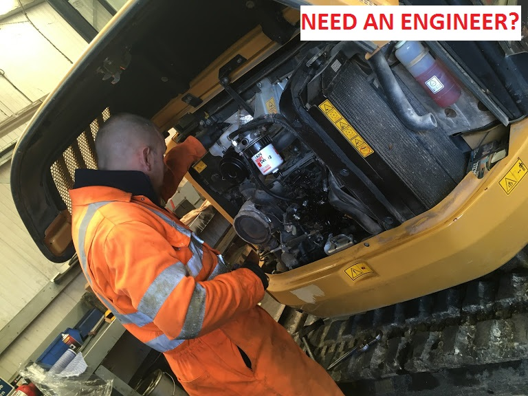 BOOK ONE OF OUR MOBILE ENGINEERS FOR A SITE VISIT OR ARRANGE A WORKSHOP REPAIR HERE