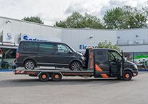 Deutschlandweiter Hol- und Bringservice Automobile Sodermanns behindertengerechter Fahrzeugumbau