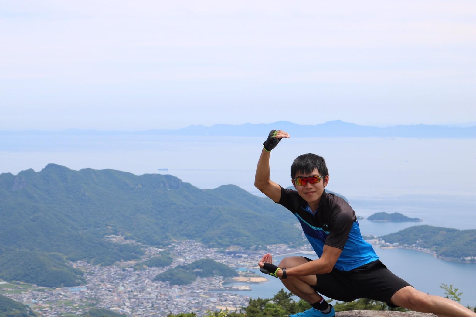 小豆島サイクリング