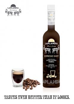 Laplandia Espresso Shot Vodka
