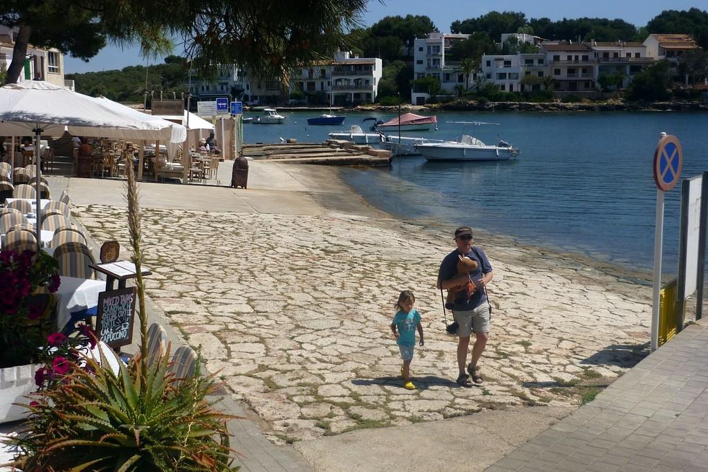 Hafen von Portopetro