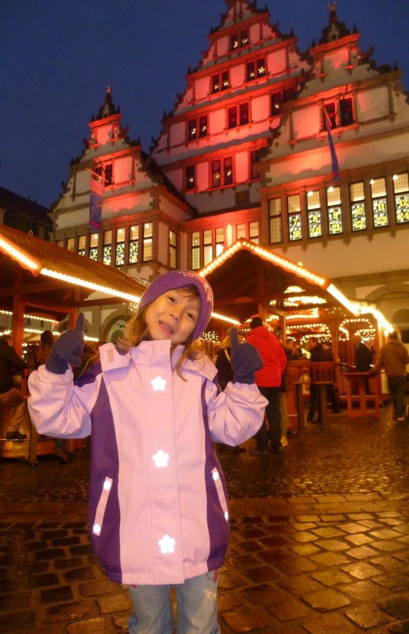 Dezember 2013 auf dem Weihnachtsmarkt