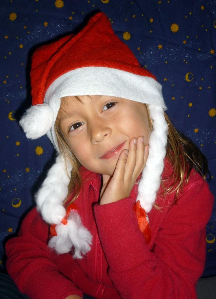Dezember 2012 mit unserem Weihnachtsengel