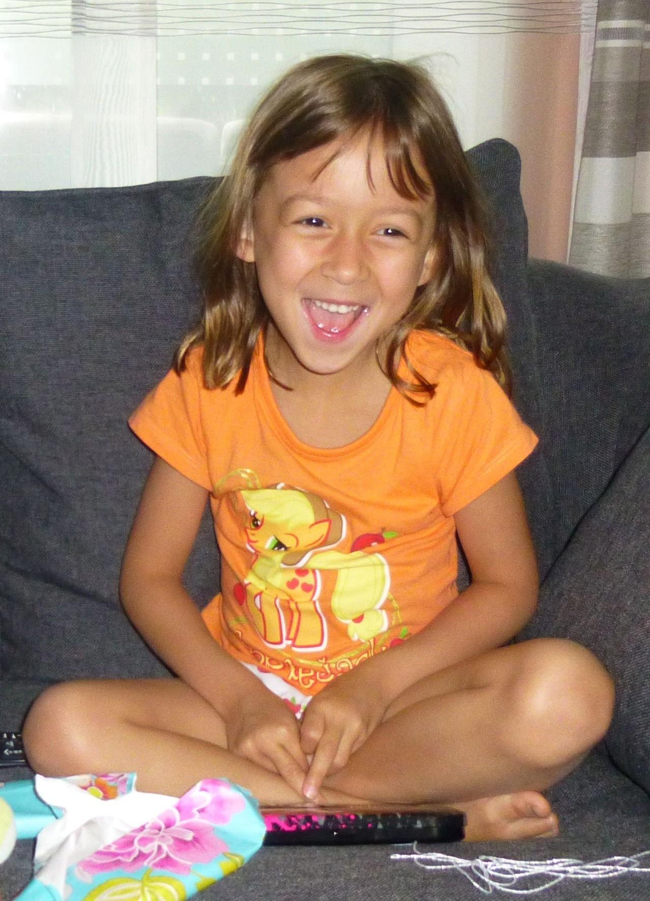Mai 2014 am Geburtstagsmorgen
