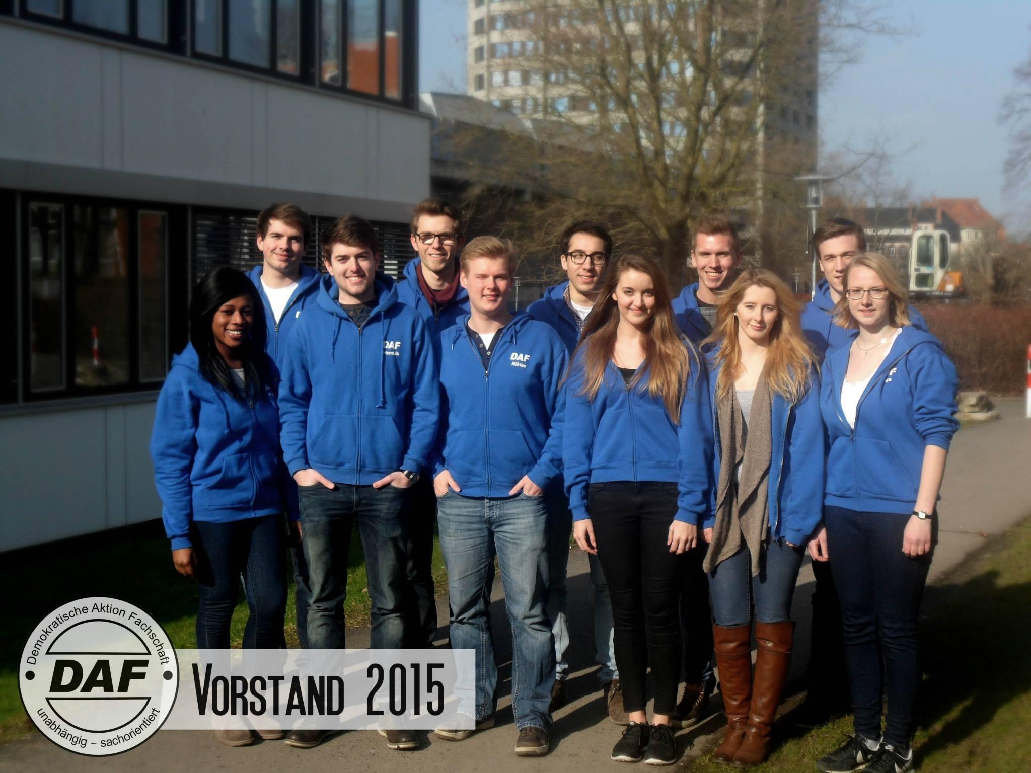 DAF-Vorstand 2015