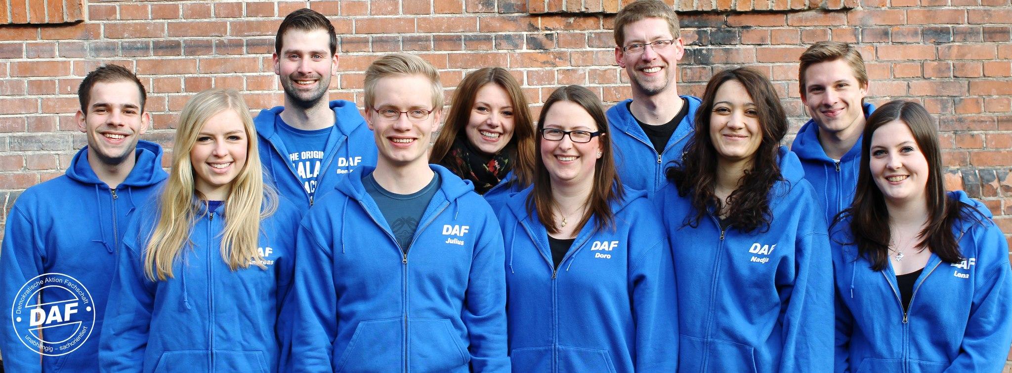 DAF-Vorstand 2013
