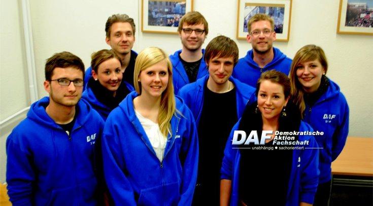 DAF-Vorstand 2012