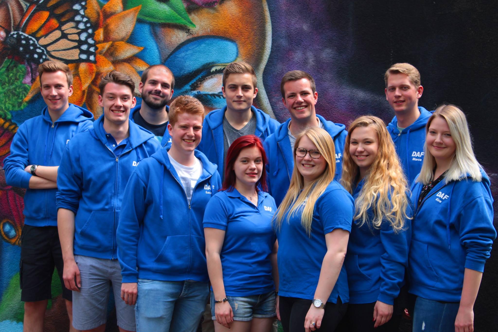 DAF-Vorstand 2017