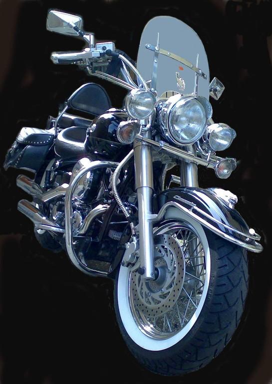 Yamaha Dragstar 650 Classic-2003