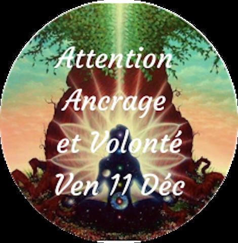"""Attention """"Ancrage et Volonté"""""""