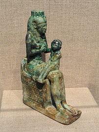 Horus enfant
