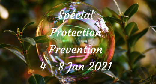 """Semaine Speciale """"Prevention/Protection"""