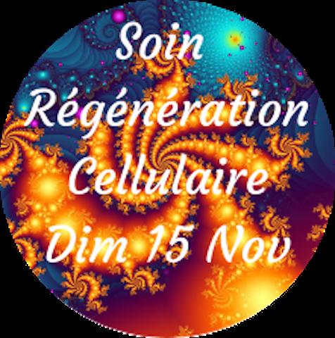 11e Soin/Attention Régénération Cellulaire