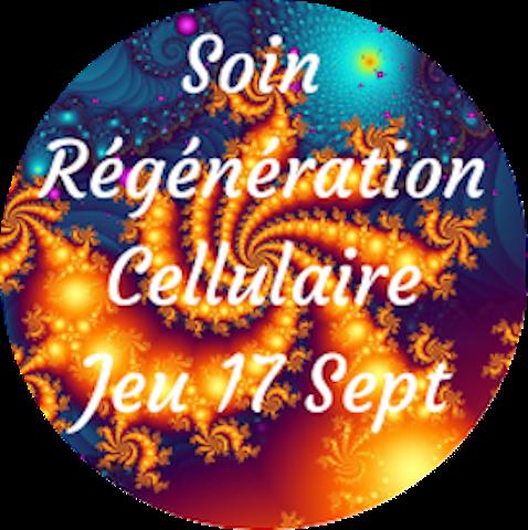 Retour Soin Regeneration Cellulaire Septembre