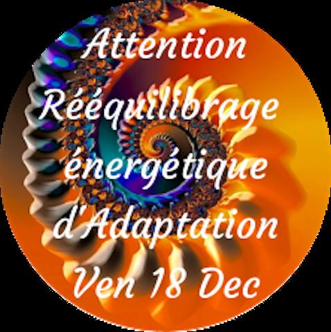 Attention Rééquilibrage énergétique en période Rein