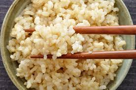 発芽玄米として炊き上がる