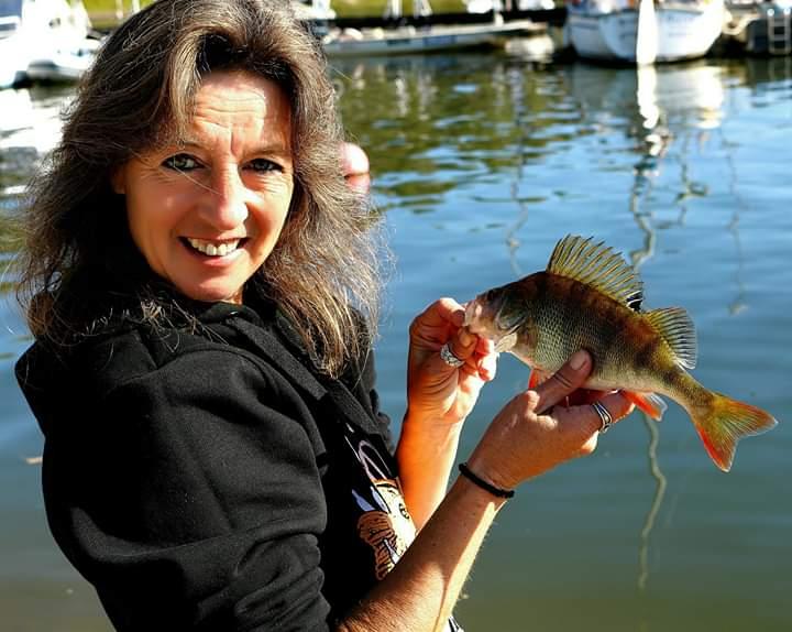 Andrea Schätzler -Team SpinMad- Eine Frau mit Herz und Leidenschaft für den Angelsport